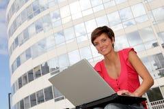 Closeup of student Stock Photos