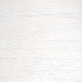 Closeup surface wood pattern at white painted wood board at the old wood wall texture background Stock Photo
