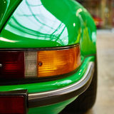 Closeup of the tail light Stock Photography