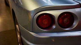 Closeup of the tail light Royalty Free Stock Images