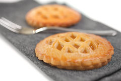 Closeup of tart Stock Photos