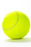 Closeup of tennis ball  Royalty Free Stock Photos