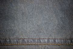 Closeup texture of leather jecket brown colour. Suitable for making backgrounds, Clothing fashion articles Stock Images