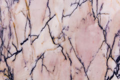 Closeup texture with marble pattern as a background Stock Image