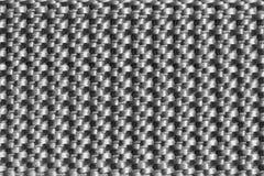 Free Closeup Texture Of Nylon Fabric Belt Black White Colour. Stock Images - 108893724