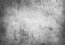 Grey concrete wall. Closeup of textured grey concrete wall Stock Image