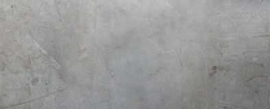 Grey concrete wall. Closeup of textured grey concrete wall Royalty Free Stock Photos