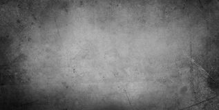 Grey concrete wall. Closeup of textured grey concrete wall Stock Photos
