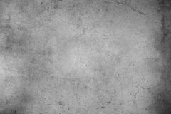 Grey concrete wall. Closeup of textured grey concrete wall Stock Images