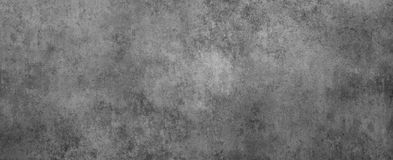 Grey concrete wall. Closeup of textured grey concrete wall Royalty Free Stock Images