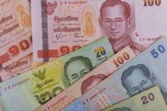Closeup Thai money banknotes closeup background, Thailand money for business. Close up Thai money banknotes closeup background, Thailand money for business cash royalty free stock photo