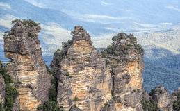 Closeup of Three Sisters Royalty Free Stock Images