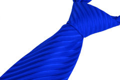 Closeup of tie knot Stock Photos