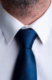 Closeup with tie or necktie Stock Photos