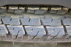 Closeup Tires Stock Image