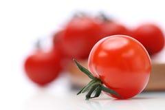 Closeup of a tomato Stock Photography