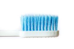 Closeup tooth brush head spin micro brush Royalty Free Stock Photos