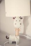 Closeup of toy like lamp Stock Photo