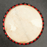 Closeup of traditional african drum Royalty Free Stock Image