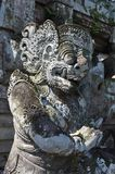 Closeup of traditional Balinese God Royalty Free Stock Photos