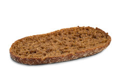 Closeup of traditional Finnish rye bread Stock Photography