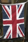 Union Jack Flag Background royalty free stock image