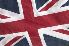 Union Jack Flag Background stock images