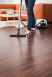 Closeup of a Vacuum Cleaner Royalty Free Stock Photo