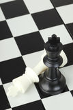 Chess king Stock Photos