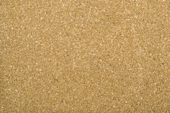 Closeup view of Cork board background Stock Image