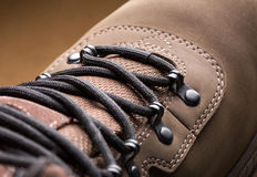 Hiking boot Stock Photography