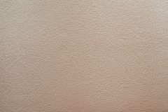 Details of Pale Orange Wall. Closeup view of pale orange wall, details of texture Royalty Free Stock Photography