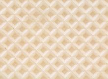 Closeup of wafer background texture. Stock Images