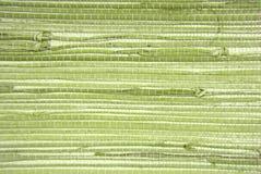 Wallpaper grass cloth texture. Closeup of the wallpaper grass cloth texture Stock Image