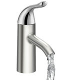 Closeup of water-supply faucet Stock Image