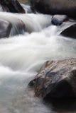 Closeup waterfalls Stock Photos