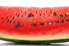 Closeup of watermelon Stock Photography