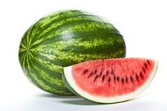Closeup of watermelon Stock Photo