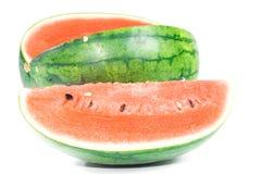 Closeup of watermelon Royalty Free Stock Photo