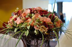 Wedding flowers bouquet Royalty Free Stock Image