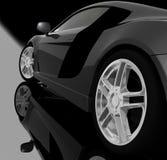 Closeup of wheels Stock Photos