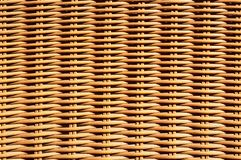 Closeup of wicker basket or rattan chair texture. D background royalty free stock images