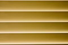 Closeup of window-blind Royalty Free Stock Photos