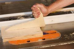 Table Saw royalty free stock image