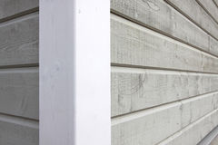 Wooden walls Royalty Free Stock Image