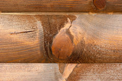 Closeup of wooden structure Stock Image
