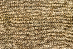 Closeup of woolen cloth. Useful as texture Royalty Free Stock Images