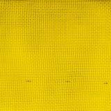 Closeup of yellow mesh Royalty Free Stock Image