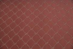 Closeuptyg med den geometriska detaljen Royaltyfri Fotografi