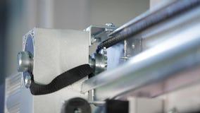 Closing automático de puertas El mecanismo de trabajo metrajes